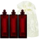 SHISEIDO 資生堂 紅色夢露(世紀版)(8ml)3入旅行袋組