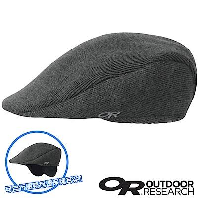 【Outdoor Research】PUB CAP 羊毛透氣保暖護耳帽_灰