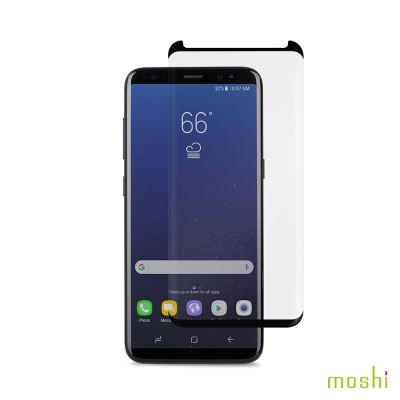 Moshi IonGlass for Galaxy S8+ 強化玻璃螢幕保護貼