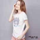 地藏小王 BLUE WAY 萬歲少女-地藏小王 短袖T恤