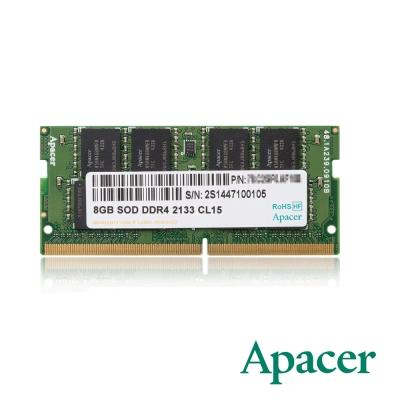 Apacer宇瞻科技-8GB-DDR4-2133