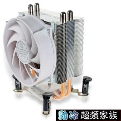 EVERCOOL 變形金剛S 2熱管CPU散熱器(LGA 2011升級版)