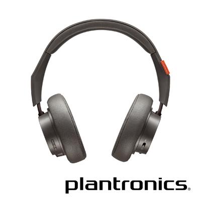 Plantronics繽特力 BackBeat GO 600藍牙音樂耳機 深灰