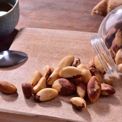 每日優果 烘焙原味巴西豆(200g)