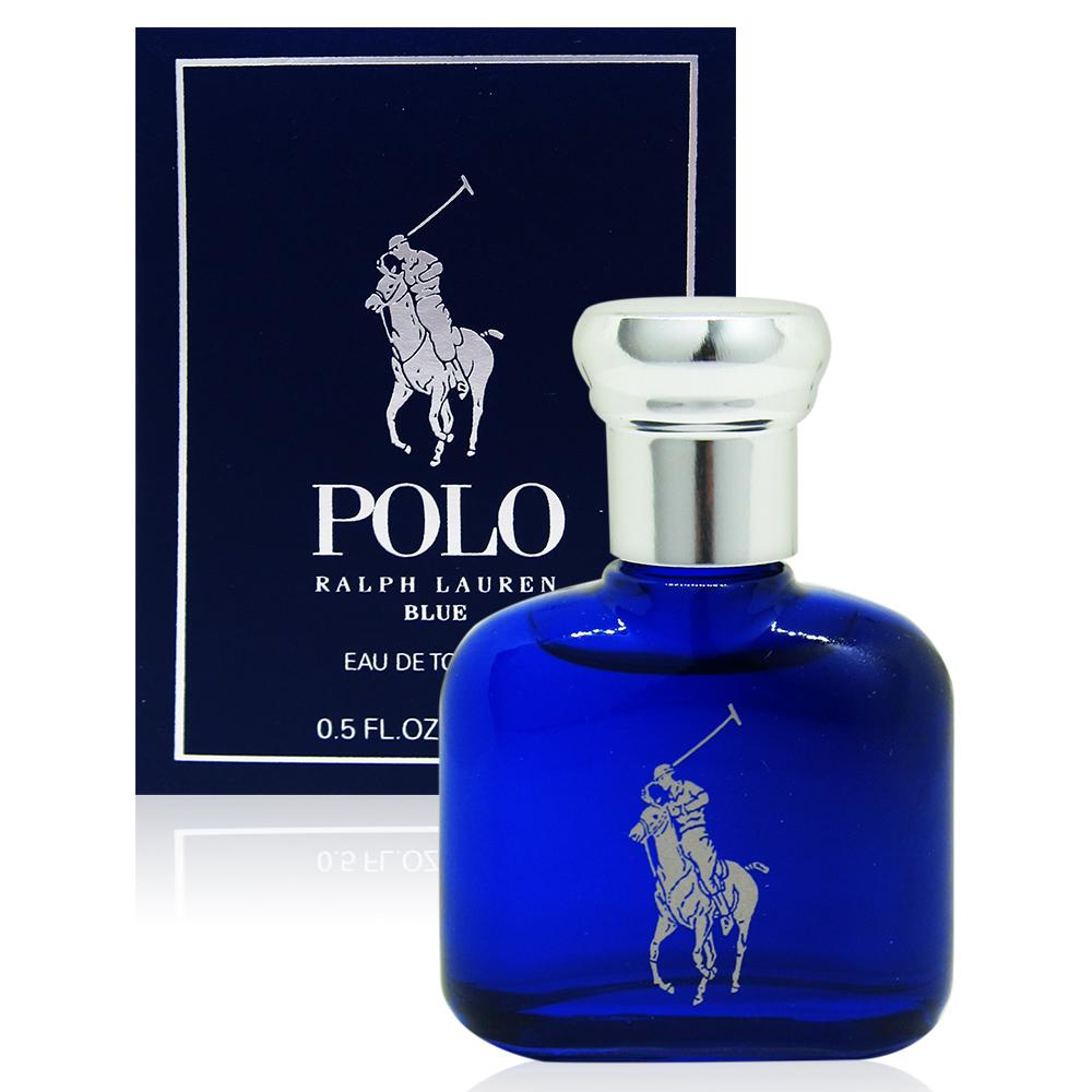 RALPH LAUREN POLO 藍色馬球男性淡香水 15ml x1入