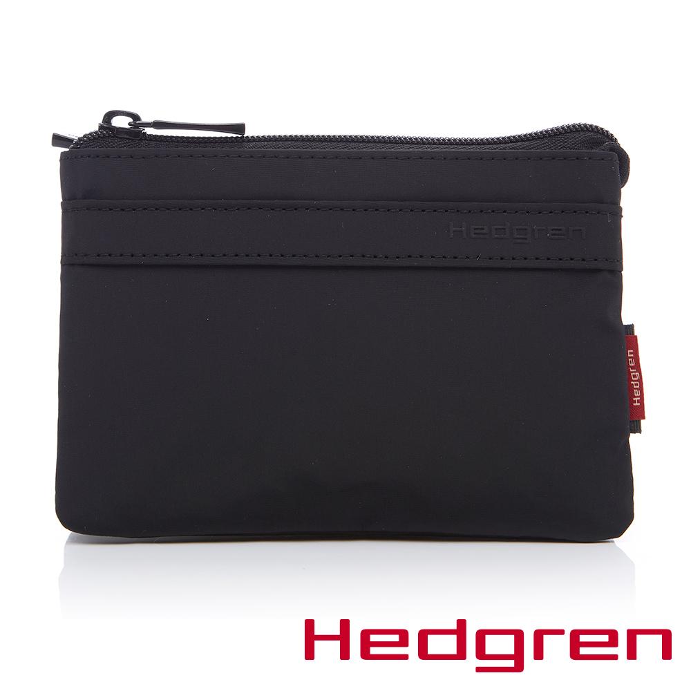 Hedgren-HFOL芙莉系列-零錢包(黑色)-RFID