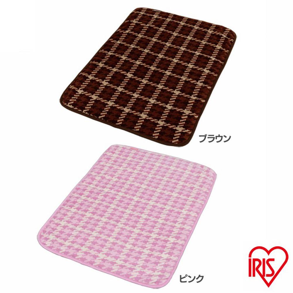 日本IRIS 千鳥格子舒適毯 M號 (IR-PMG-800)