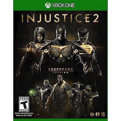 超級英雄 2 傳奇版 英文版 Xbox One