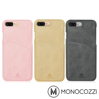 MONOCOZZI EXQUISITE iPhone 7 Plus 口袋皮套