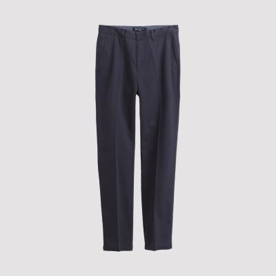 Hang Ten - 男裝 - 基本純色休閒褲 - 灰