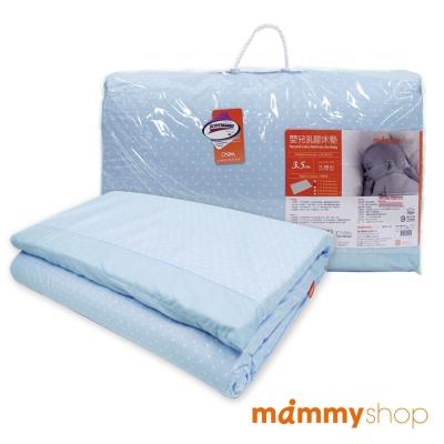 媽咪小站-嬰兒乳膠加厚遊戲床墊 (藍)