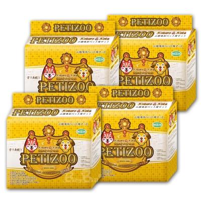日本Petizoo、加厚香薰尿墊1箱4包、60x90cm-24片/包