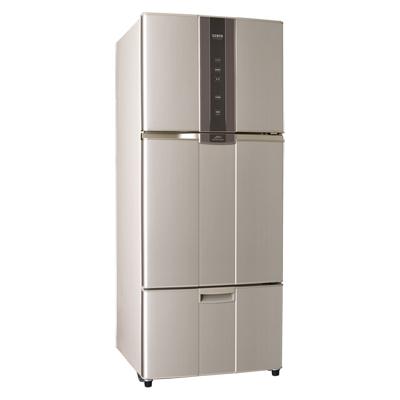 SAMPO 聲寶 580L變頻三門冰箱SR-A58DV(R6) 紫燦銀