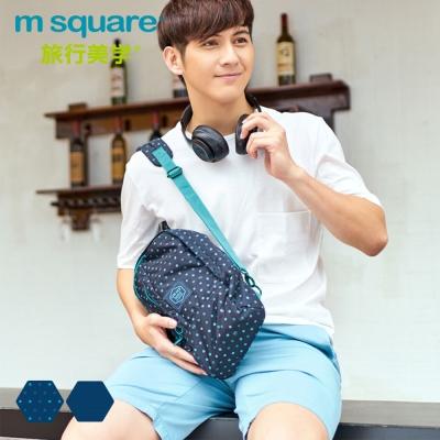 m square美途系列Ⅱ單肩斜跨包/跨胸包