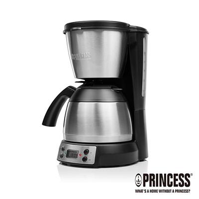 PRINCESS荷蘭公主1.2L美式咖啡機/不鏽鋼保溫咖啡壺246009