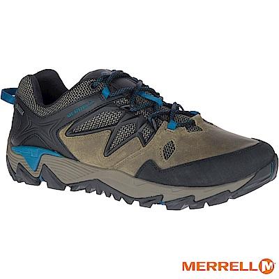 MERRELL ALLOUTBLAZE2 GTX 登山男鞋-藍(12107)