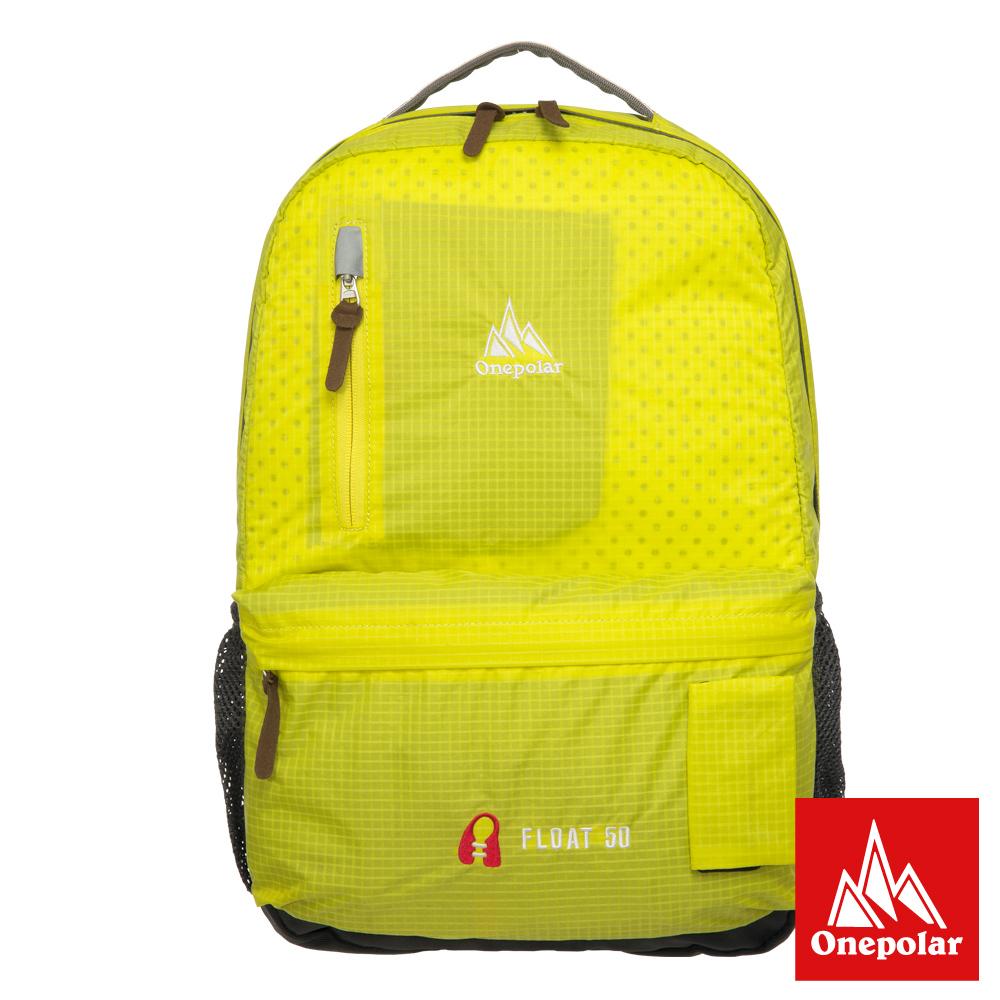 ONE POLAR 冒險救生後背包-黃色 PL02092YL
