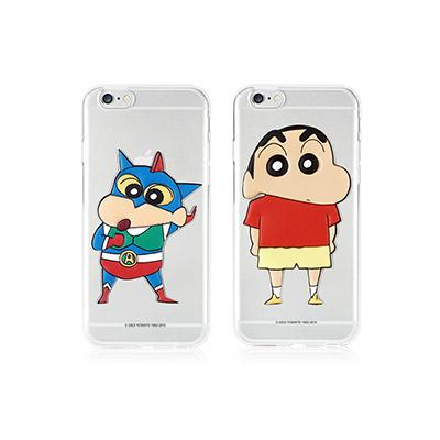 Skinplayer iPhone 6/6S Plus 3D立體透明手機保護殼