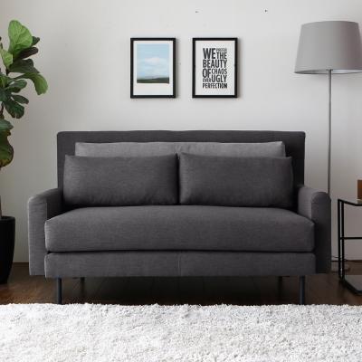 H&D INGRID英格利。舒適雙人布沙發-2色