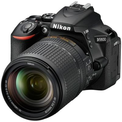 Nikon D5600 + 18-140mm 旅遊鏡組(公司貨)