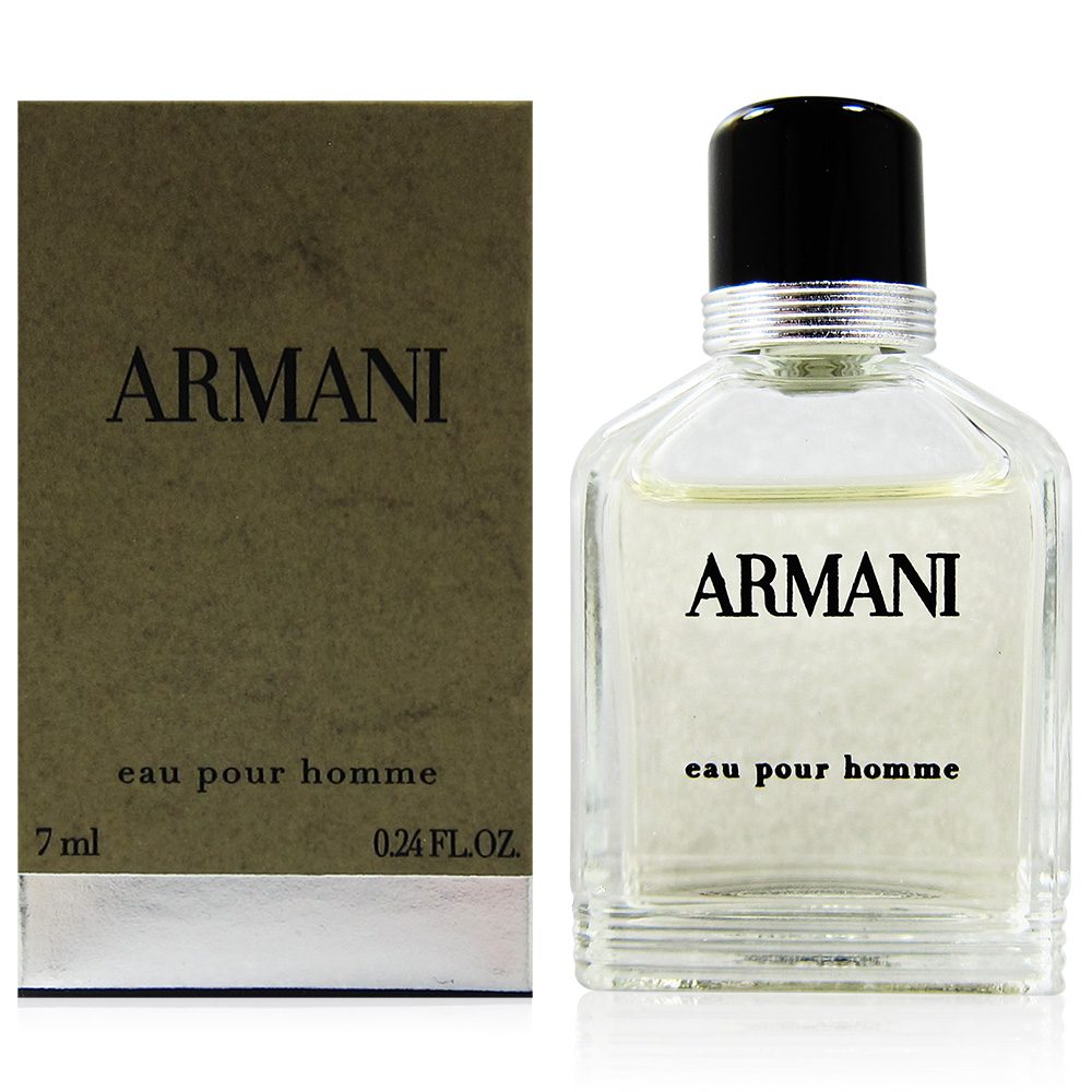 ARMANI 亞曼尼 經典男性淡香水 7ml