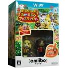 動物之森 amiibo 慶典 同捆日文組 - WiiU日本原裝進口