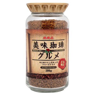 MMC  美味咖啡 (200g)