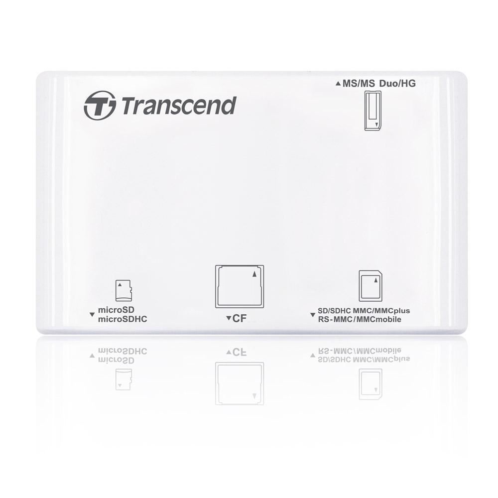 創見Transcend P8 多合一讀卡機
