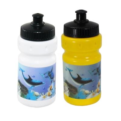 鐵馬行3D兒童水壺-4入(超值組)