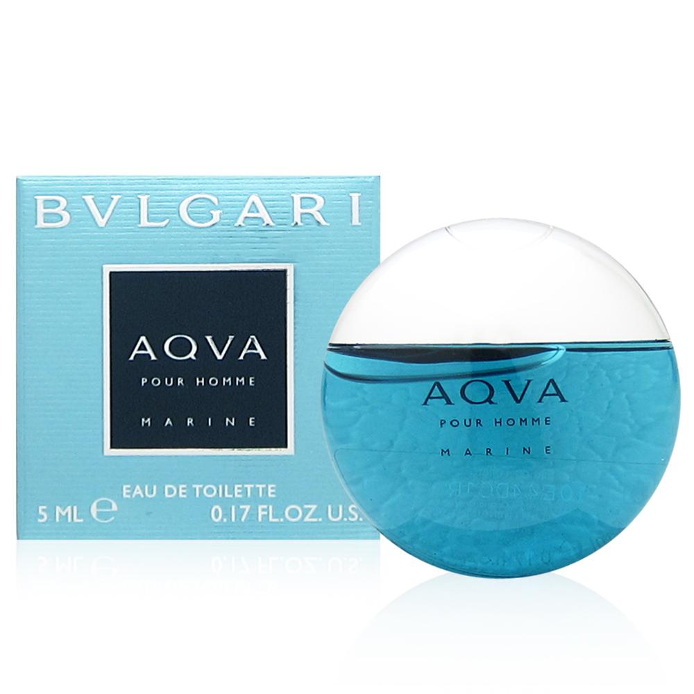 BVLGARI寶格麗 AQVA活力海洋能量男性淡香水5ml