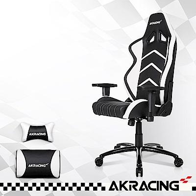 AKRACING超跑電競椅旗艦款-GT99 Ranger-白