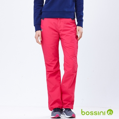 bossini女裝-高效熱能雪褲-2亮桃紅