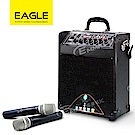 EAGLE肩帶式行動音箱-無線麥克風版 ELS-2098B