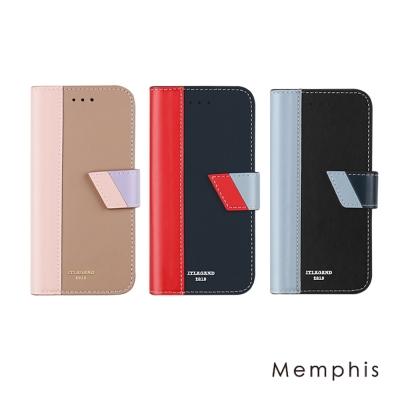 JTL iPhone 7 Memphis 設計師款側掀皮套