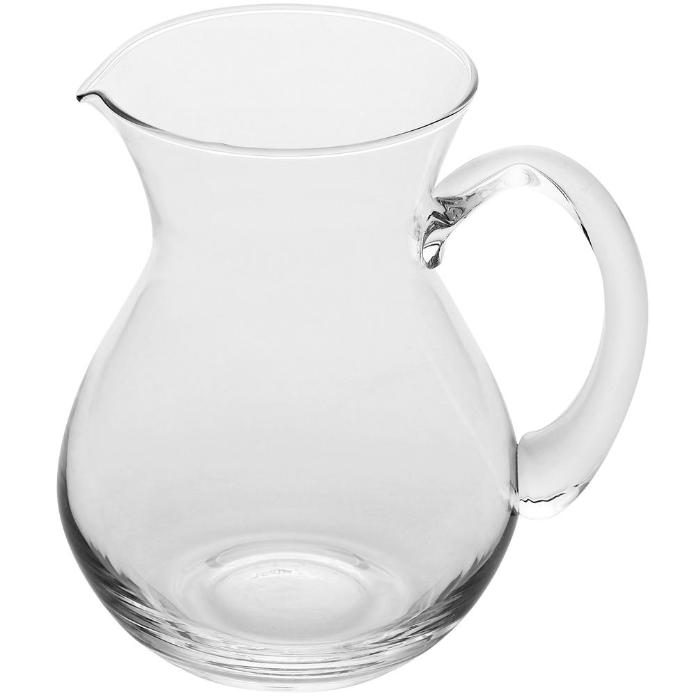 EXCELSA 圓肚玻璃冷水瓶(1L)