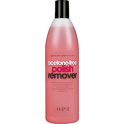 OPI Polish Remover 敏感指甲專用去光水450ml(AL446)