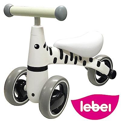 lebei-樂貝幼兒平衡滑步車-斑馬