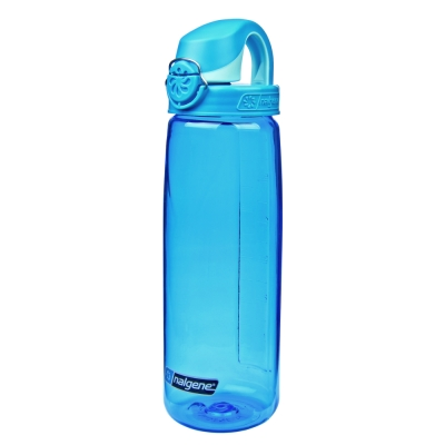 Nalgene OTF運動型水壼(650cc)    藍色-藍蓋