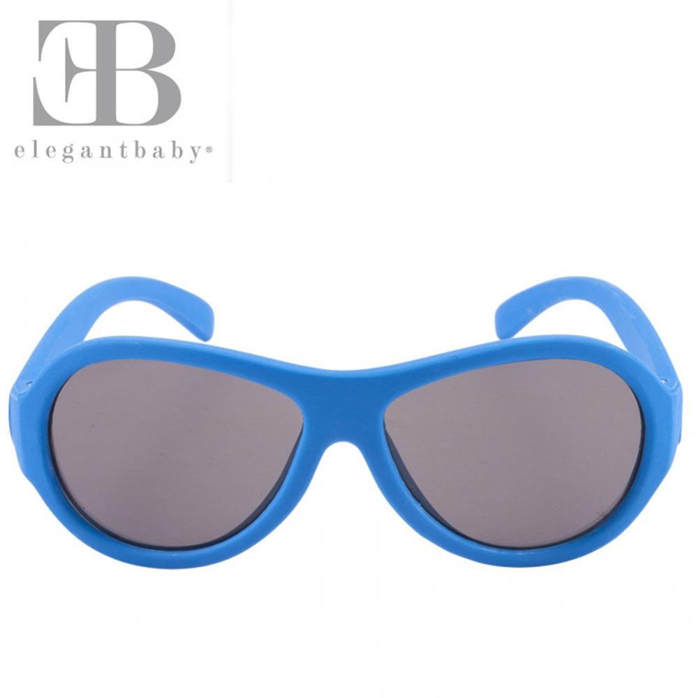 Elegant Baby 藍色款抗UV太陽眼鏡