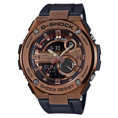 G-SHOCK精密防震分層防護構造概念休閒錶-GS