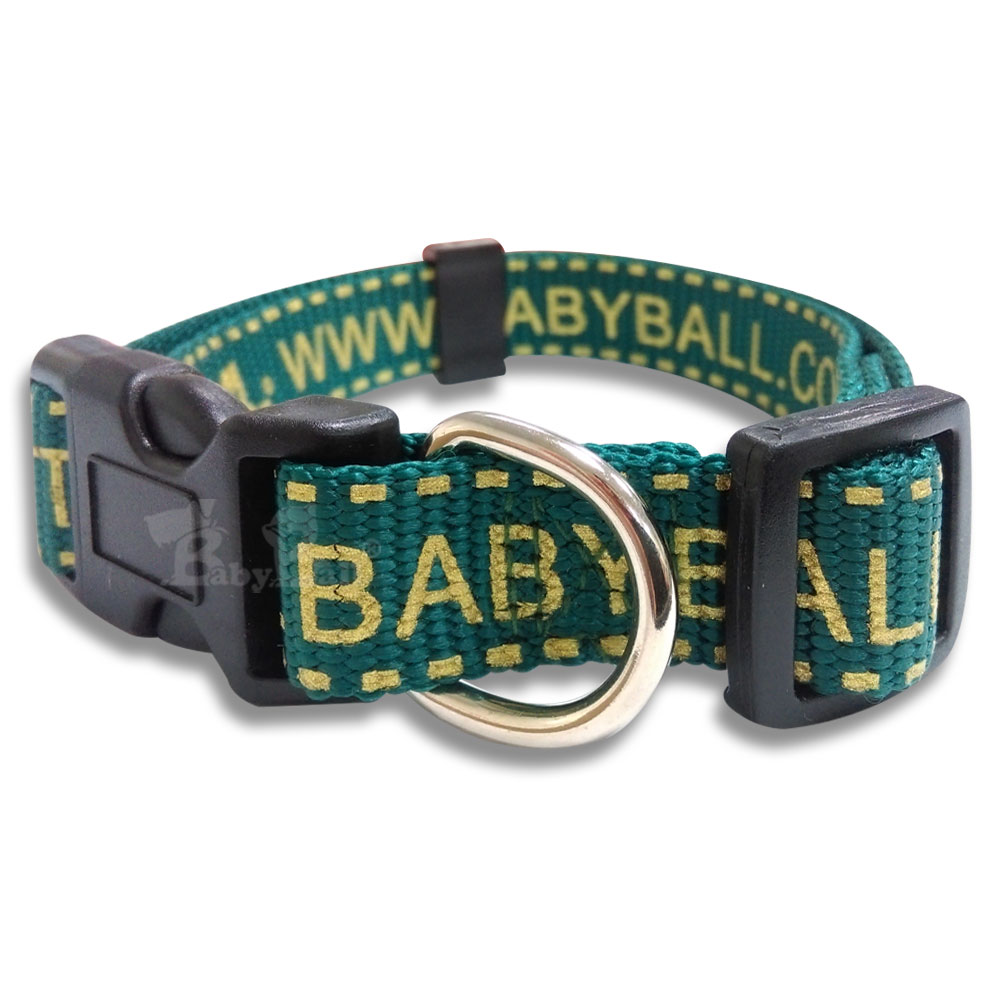【Babyball】高拉力塑鋼插扣可調頸圈、L號
