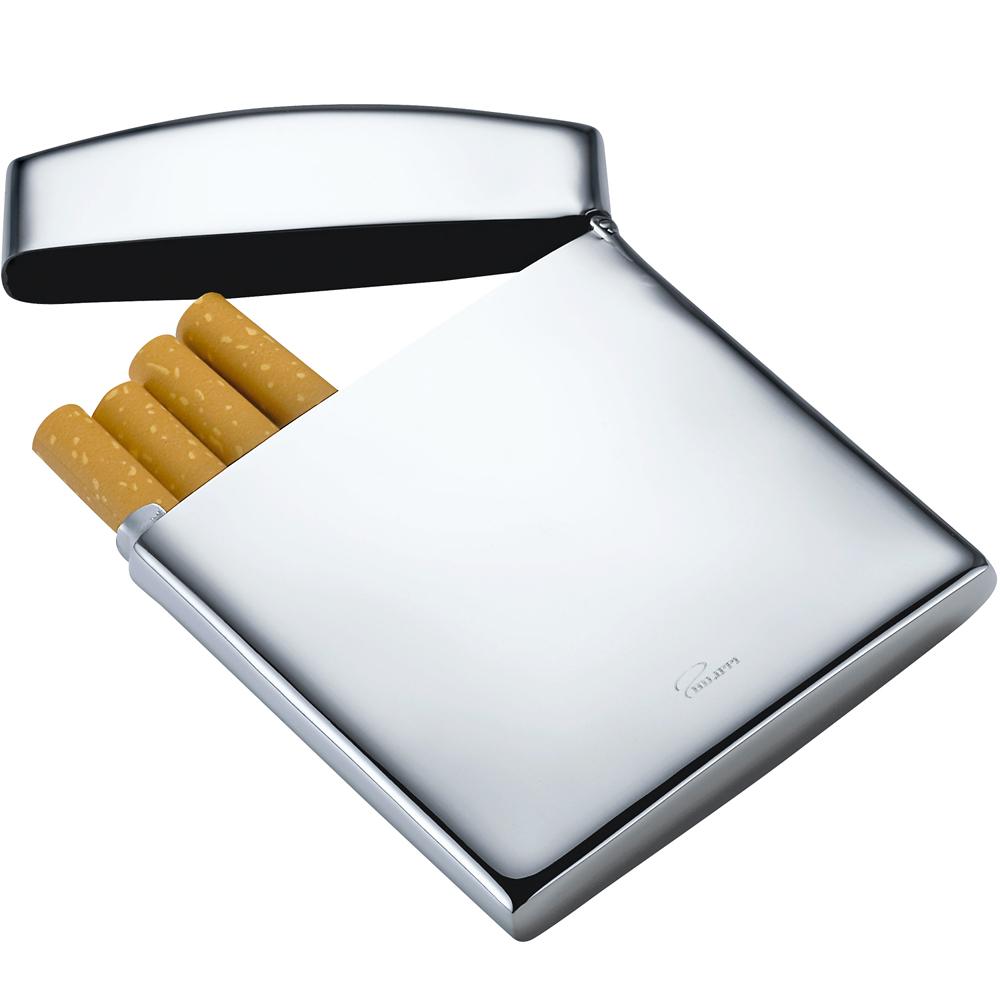 PHILIPPI Cushion掀蓋菸盒(鏡亮)