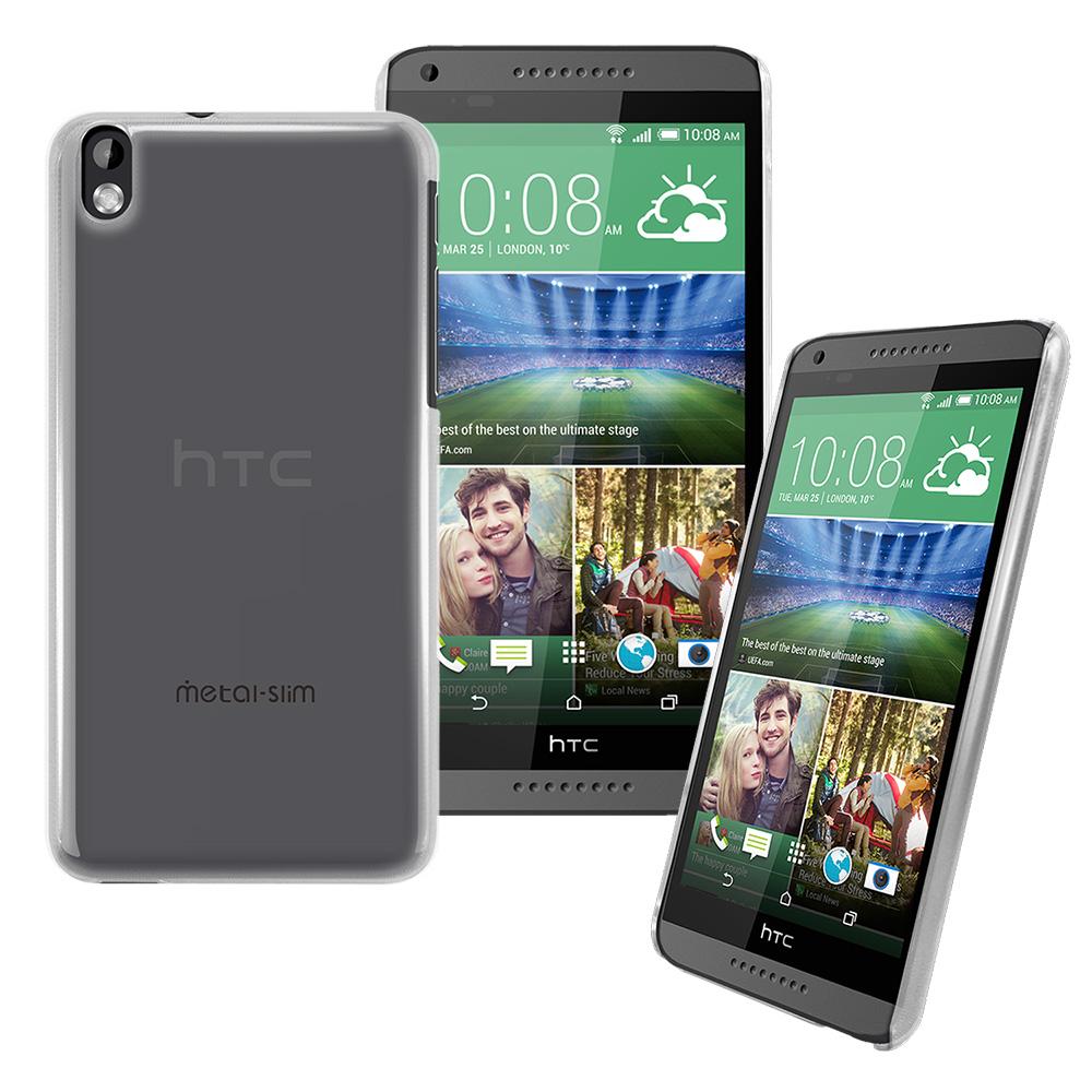Metal-Slim HTC Desire 816 PC透明系列新型保護殼