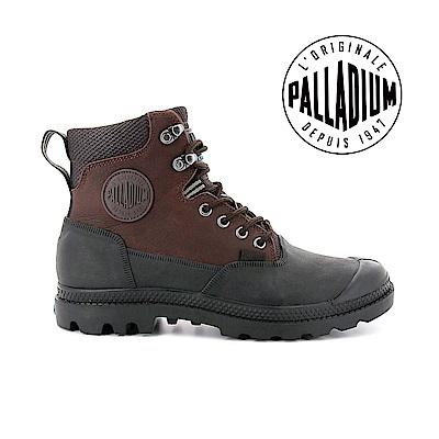 Palladium Sport Cuff WP 2.0-女-酒紅/黑