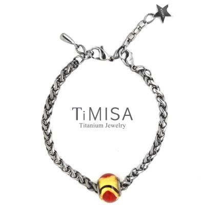 TiMISA 所羅門 純鈦手鍊 串珠套組(任選)