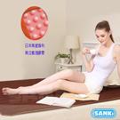 日本SANKI 獨立氣泡發熱舒適保暖墊 雙人 140x200 cm 1入