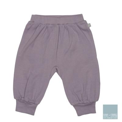 美國 FINN & EMMA 有機棉燈籠褲 (經典紫色)