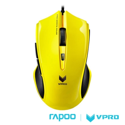 雷柏-RAPOO-VPRO-V20S全彩RGB電競