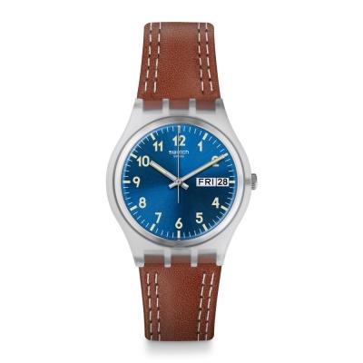 Swatch 原創系列 WINDY DUNE 大地風尚手錶