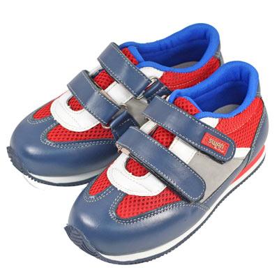 Swan天鵝童鞋-運動型矯正鞋-9316-藍